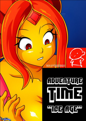 Goodcomix Adventure Time - [Witchking00] - Ice Age - Hora de Aventura
