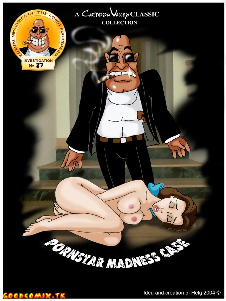 Goodcomix.tk Crossover - [CartoonValley][Helg] - Agent Fuckspeed - Investigation #087 - Pornstar Madness Case (dildo3)