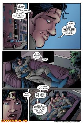 Goodcomix Justice League - [Ben Marxx] - Justice Leeg