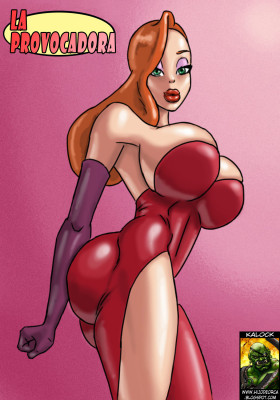 Goodcomix Who Censored Roger Rabbit - [Thetrigger123412] - Beauty and the Bouncer - La Provocadora