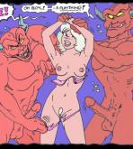 Sabrina The Teenage Witch - [Kevin Karstens] - Sabrina Comic