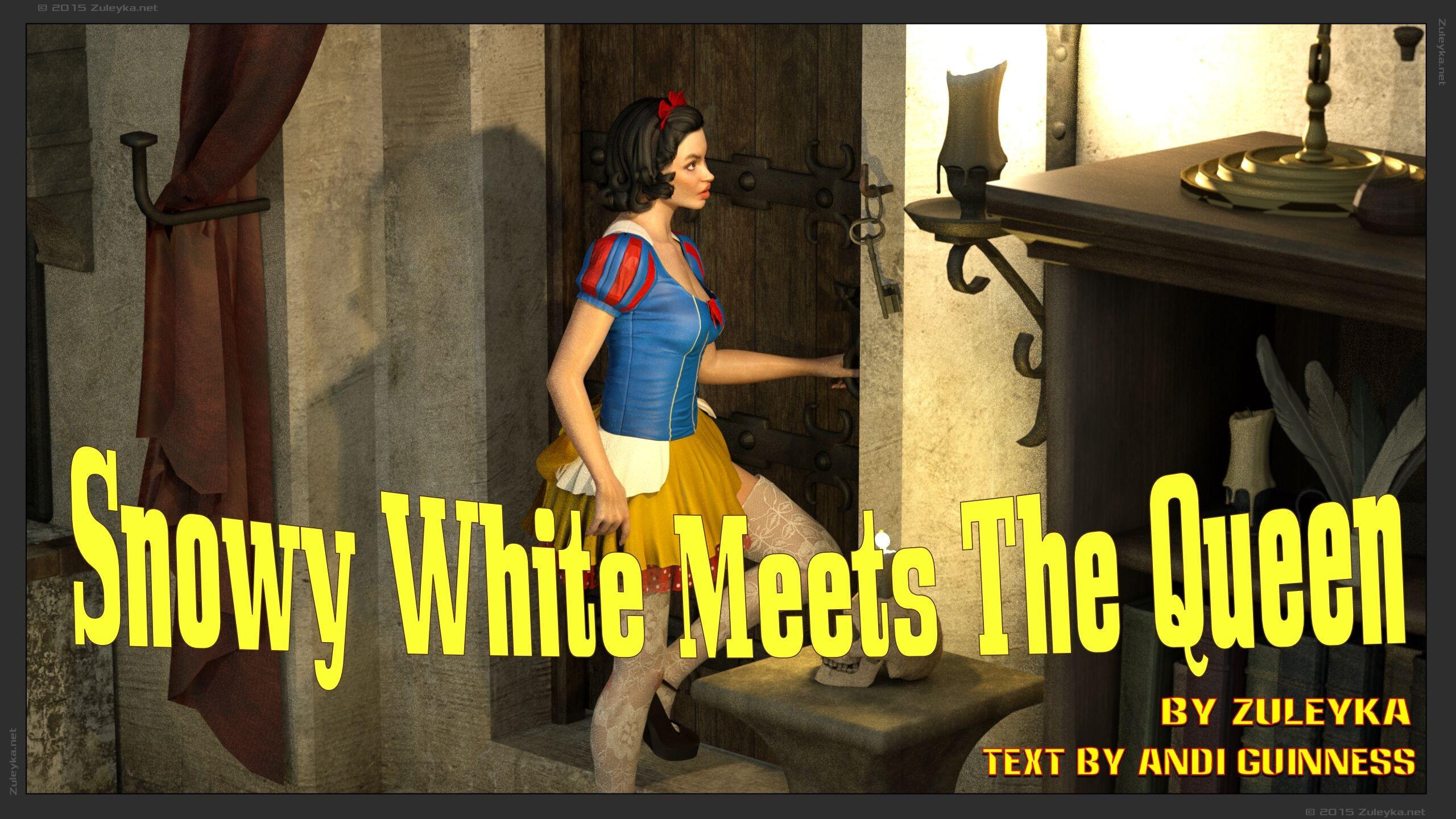 Goodcomix.tk Snow White - [Zuleyka] - Snow White Meets the Queen