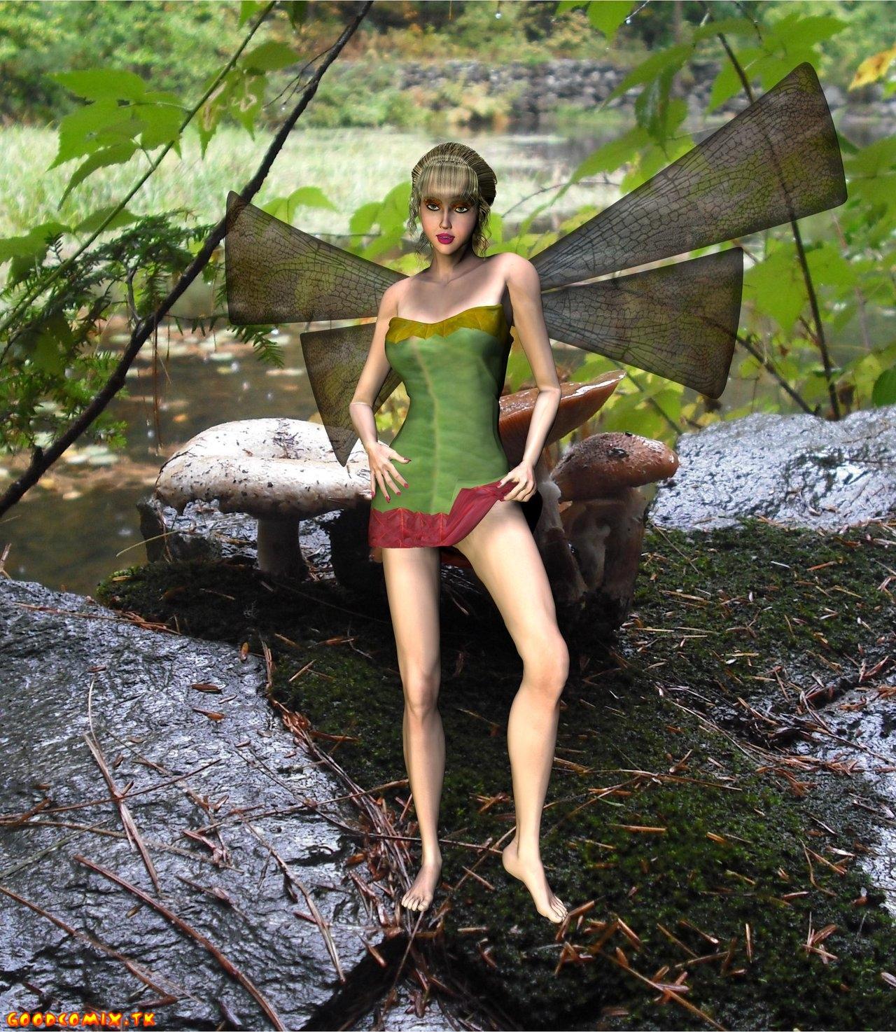 Goodcomix.tk Peter Pan - [Ipokino] - Someone Loves Tink - Bad Pixie