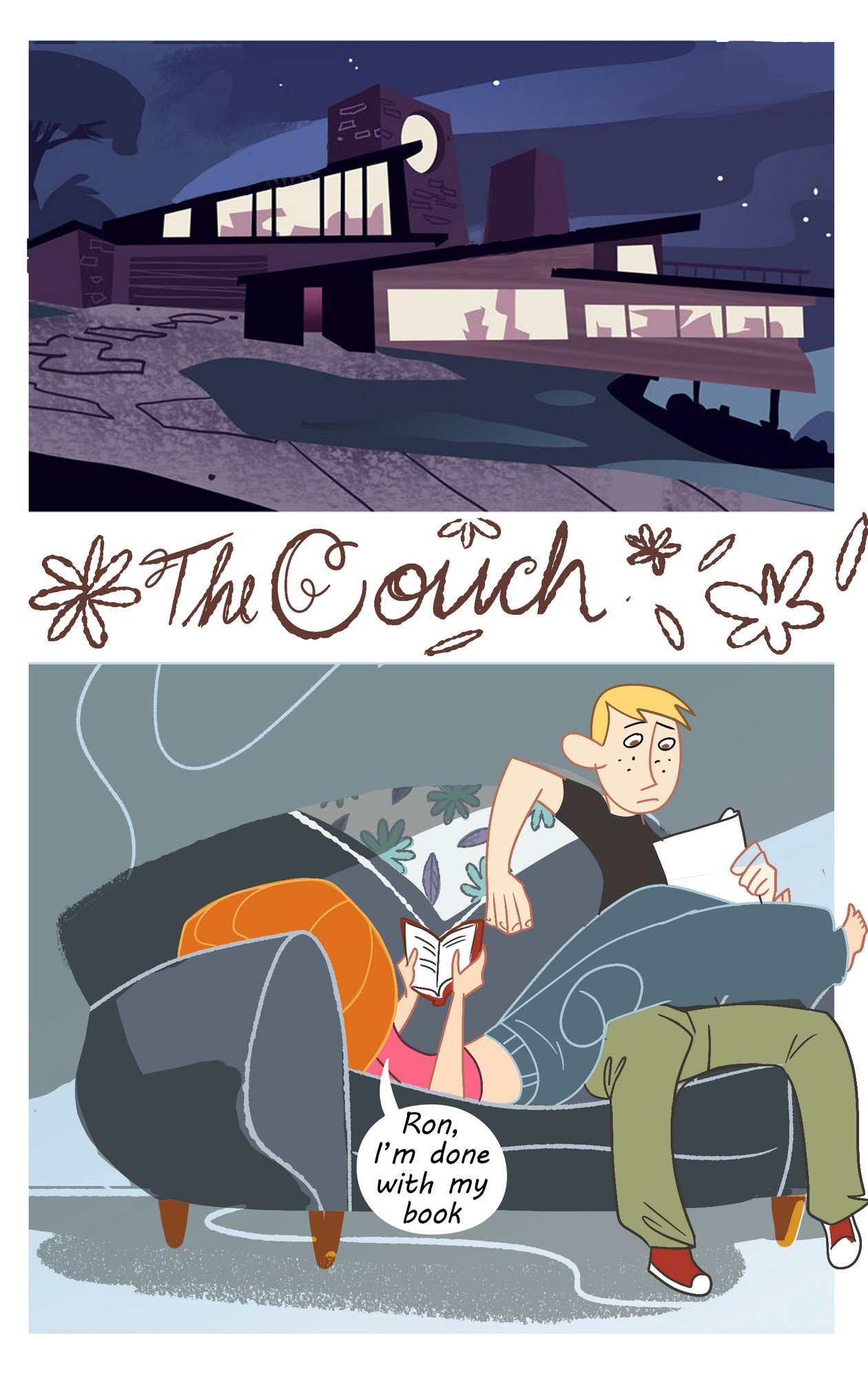 Goodcomix.tk Kim Possible - [Uanonkp] - The Couch