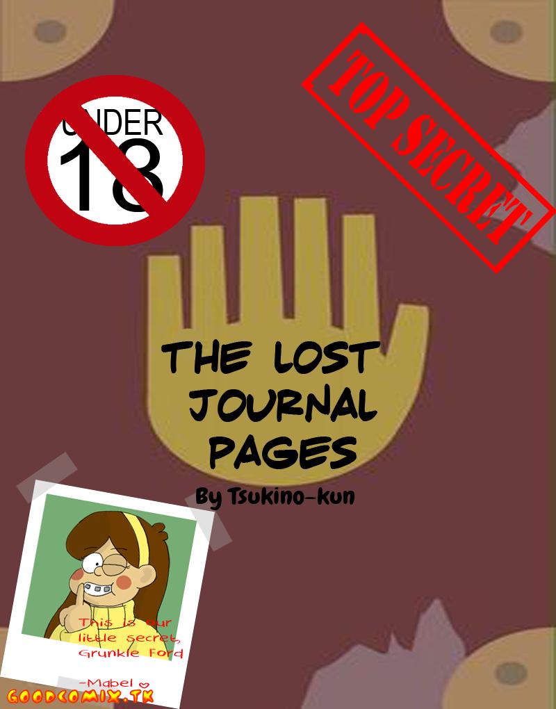 Goodcomix.tk Gravity Falls - [Tsukino-kun] - The Lost Journal Pages