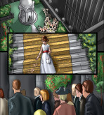 Fantastic Four (Film) - [Sinful Comics]  - The Rise of the Silver Surfer 01 - Marriage