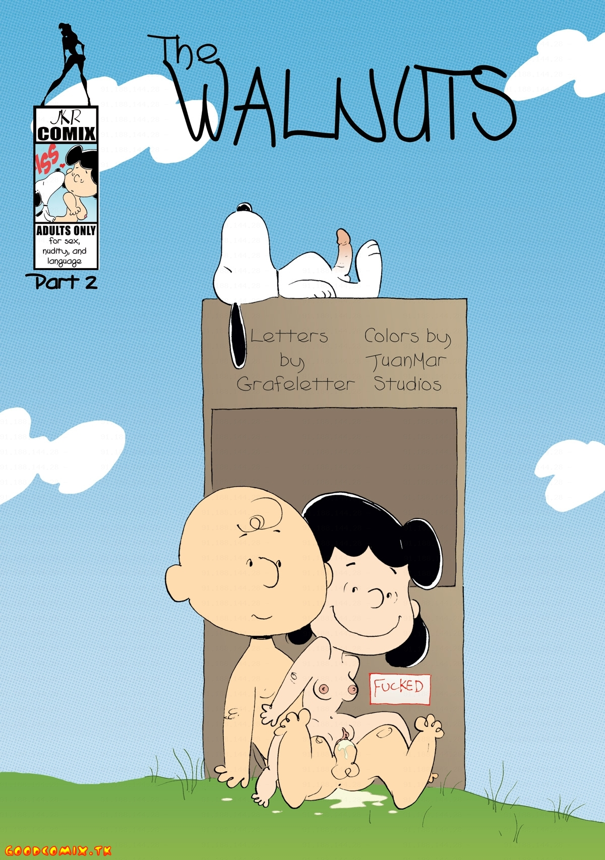 Goodcomix.tk Peanuts - [JKRcomix] - The Walnuts Part2