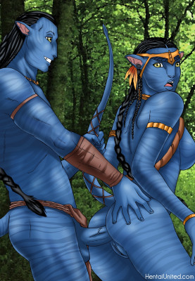 Goodcomix Avatar The Movie - [GoGoCeleb][Tom] - Jake Sully And Neytiri