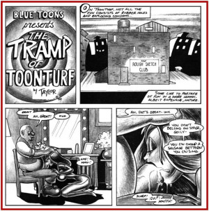 Goodcomix Who Framed Roger Rabbit - [Kevin Taylor] - Tramp of ToonTurf