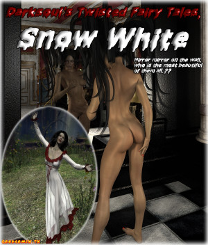 Goodcomix Snow White - [DarkSoul3D] - Twisted Fairy Tales - Snow White