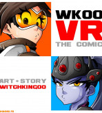Overwatch — [Witchking00] — VR the Comic