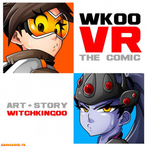Goodcomix Overwatch - [Witchking00] - VR the Comic