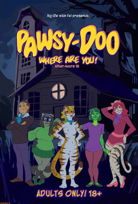 Goodcomix Scooby Doo - [KennoArkkan] - MLWF: Pawsy-Doo Where Are You! - After-Hours 18