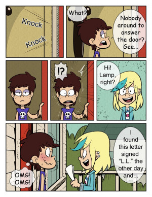 Goodcomix The Loud House - [Garabatoz] - Broken Heart