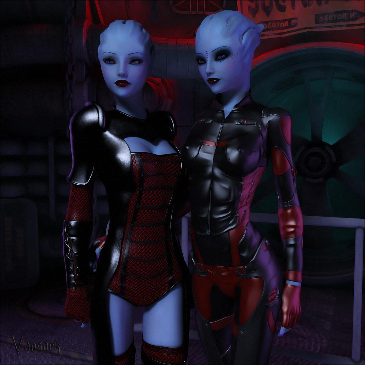 Goodcomix.tk Mass Effect - [Vaesark] - Embrace Eternity - Part 1 [CG39]
