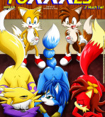Crossover — [Palcomix][Mobius Unleashed] — FoXXXes² — 2 Much Tail