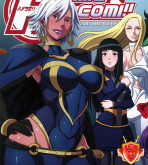 Crossover Heroes - [EROQUIS! (Various)] - Hamecomi!! The Ahengers