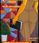 The Simpsons - [VerComicsPorno][Croc] - Los Simpsons Viejas Costumbres.8