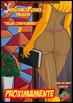 Goodcomix The Simpsons - [VerComicsPorno][Croc] - Los Simpsons Viejas Costumbres.8