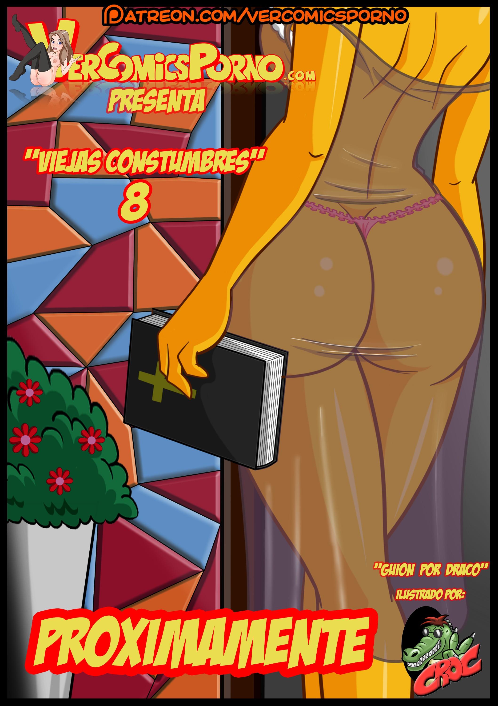 Goodcomix.tk The Simpsons - [VerComicsPorno][Croc] - Los Simpsons Viejas Costumbres.8