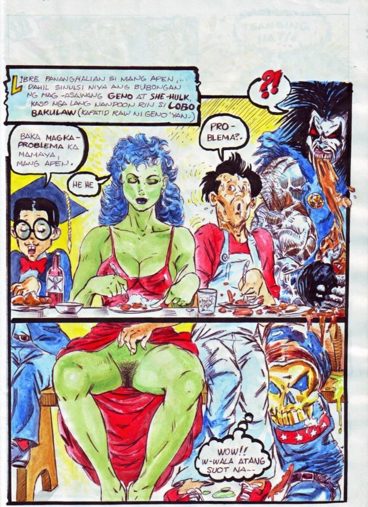 Goodcomix.tk Crossover Heroes - [Pandoras Box(PBX)] - PBX Marvel & DC Comics