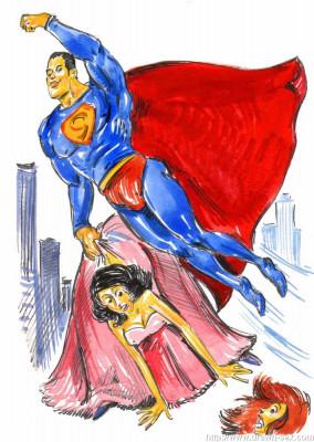 Goodcomix Superman - [Drawn-Sex] - A Suitable Girl
