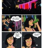 The Legend of Korra - [Chmartx] - Avatar Club Hookup