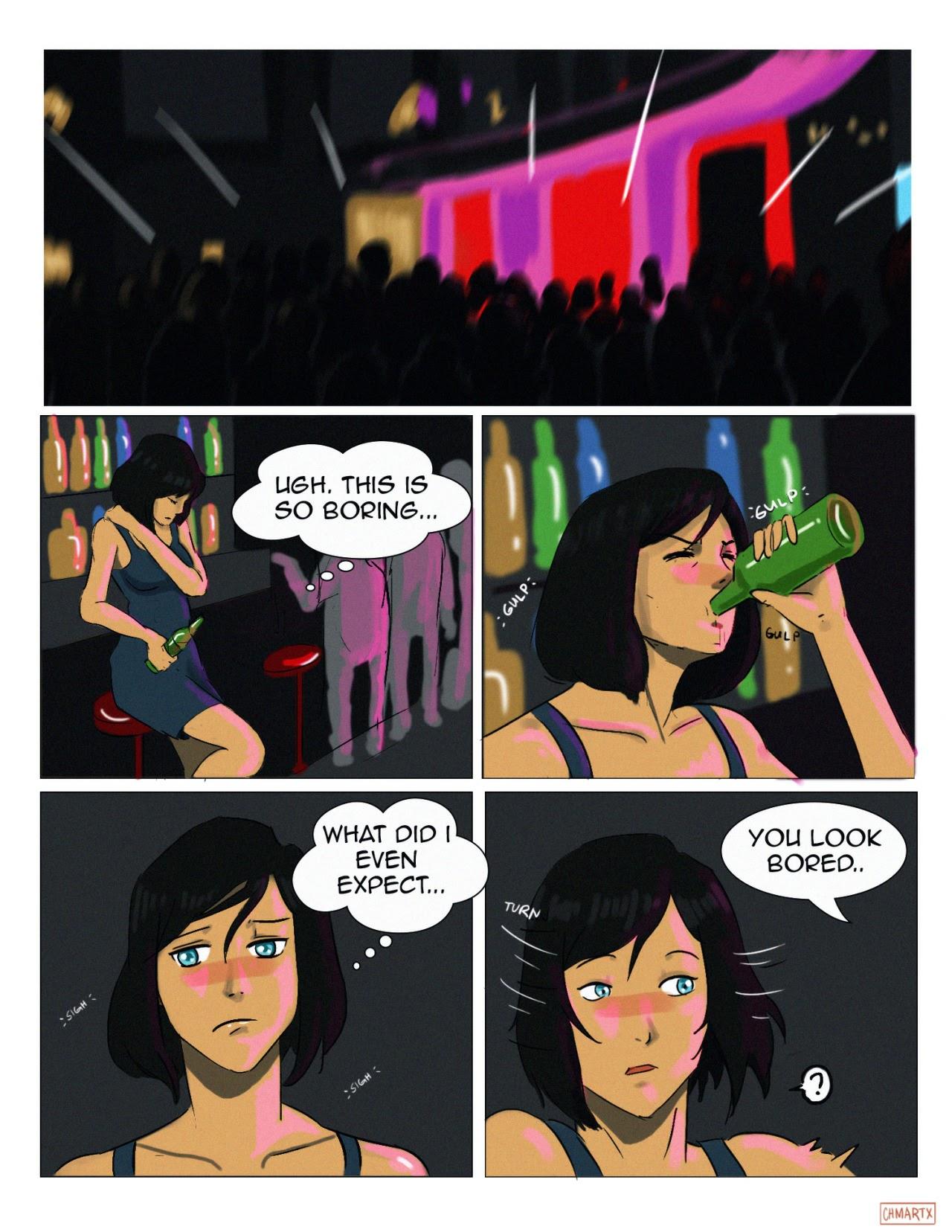 Goodcomix.tk The Legend of Korra - [Chmartx] - Avatar Club Hookup