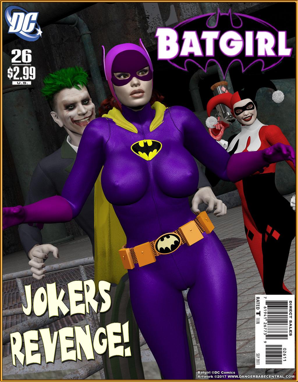 Goodcomix.tk Batman - [DBC] - Batgirl - Joker's Revenge