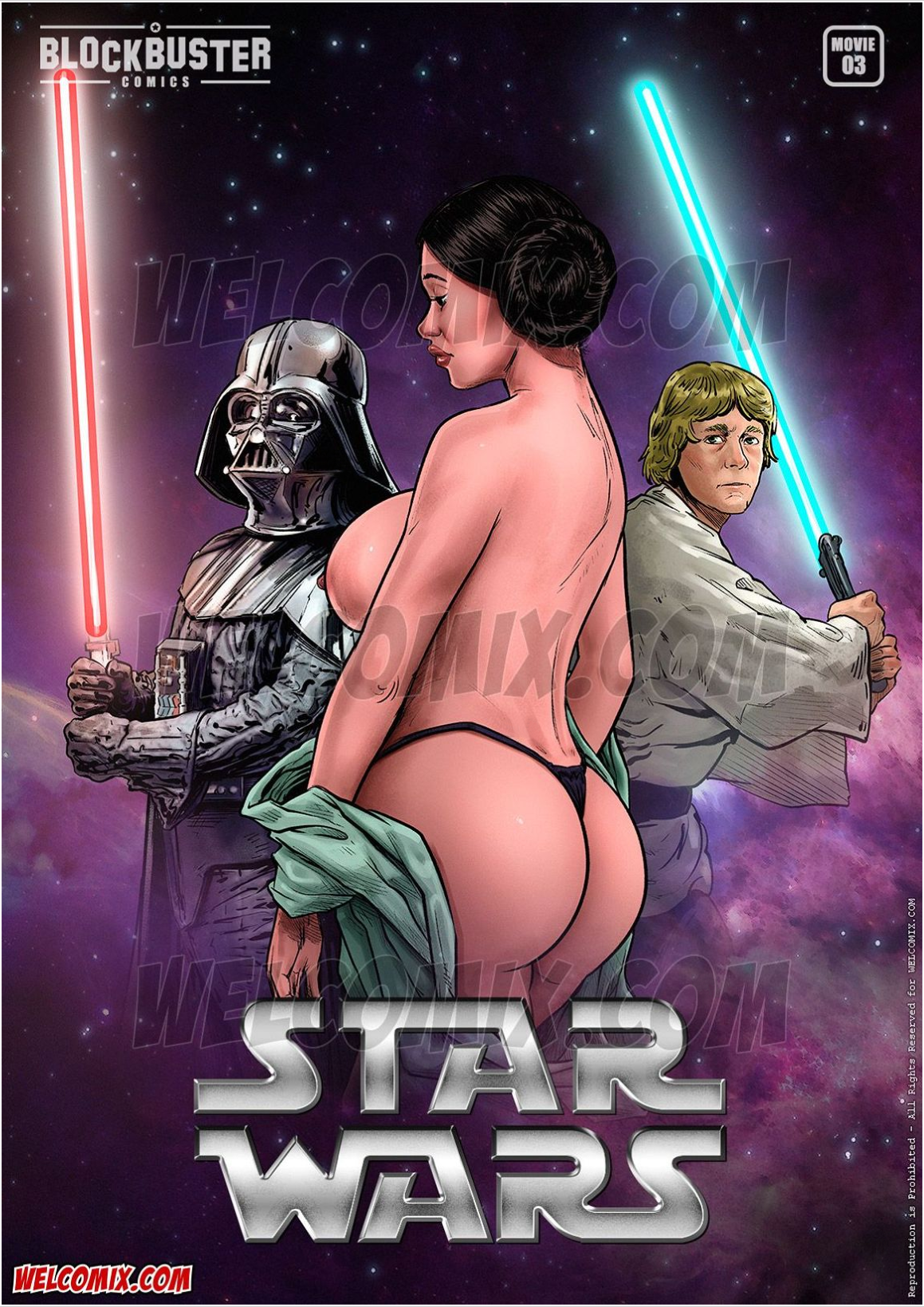 Goodcomix.tk Star Wars - [WelComix] - BlockBuster Comics 03 - Star Wars