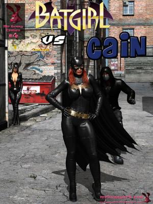 Goodcomix Batman - [MrBunnyArt] - Comics #4 - Batgirl vs Cain