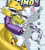 Digimon Adventure — [Palcomix][DigiHentai] — Curiosity