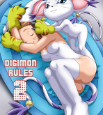Digimon Adventure - [Palcomix][DigiHentai] - Digimon Rules 2