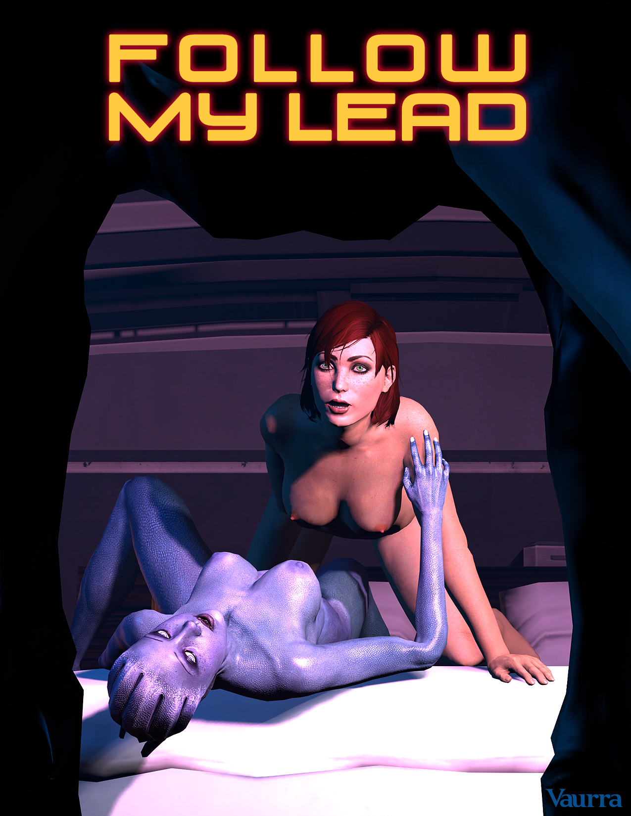 Goodcomix.tk Mass Effect - [Vaurra] - Follow My Lead