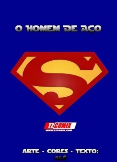 Goodcomix.tk Superman - [Ale][TZ Comix] - O Homem de Aço 1