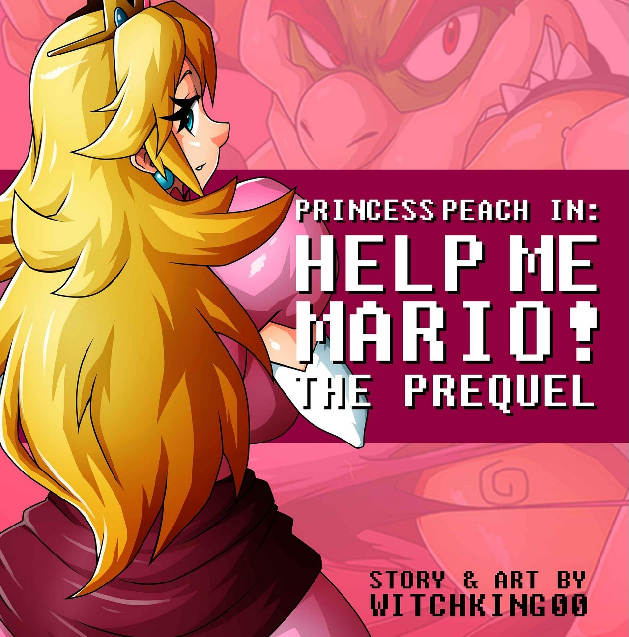 Goodcomix.tk Super Mario Bros - [Witchking00] - Princess Peach in Help Me Mario! The Prequel