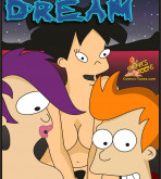 Futurama - [Comics-Toons] - Prophetic Dream