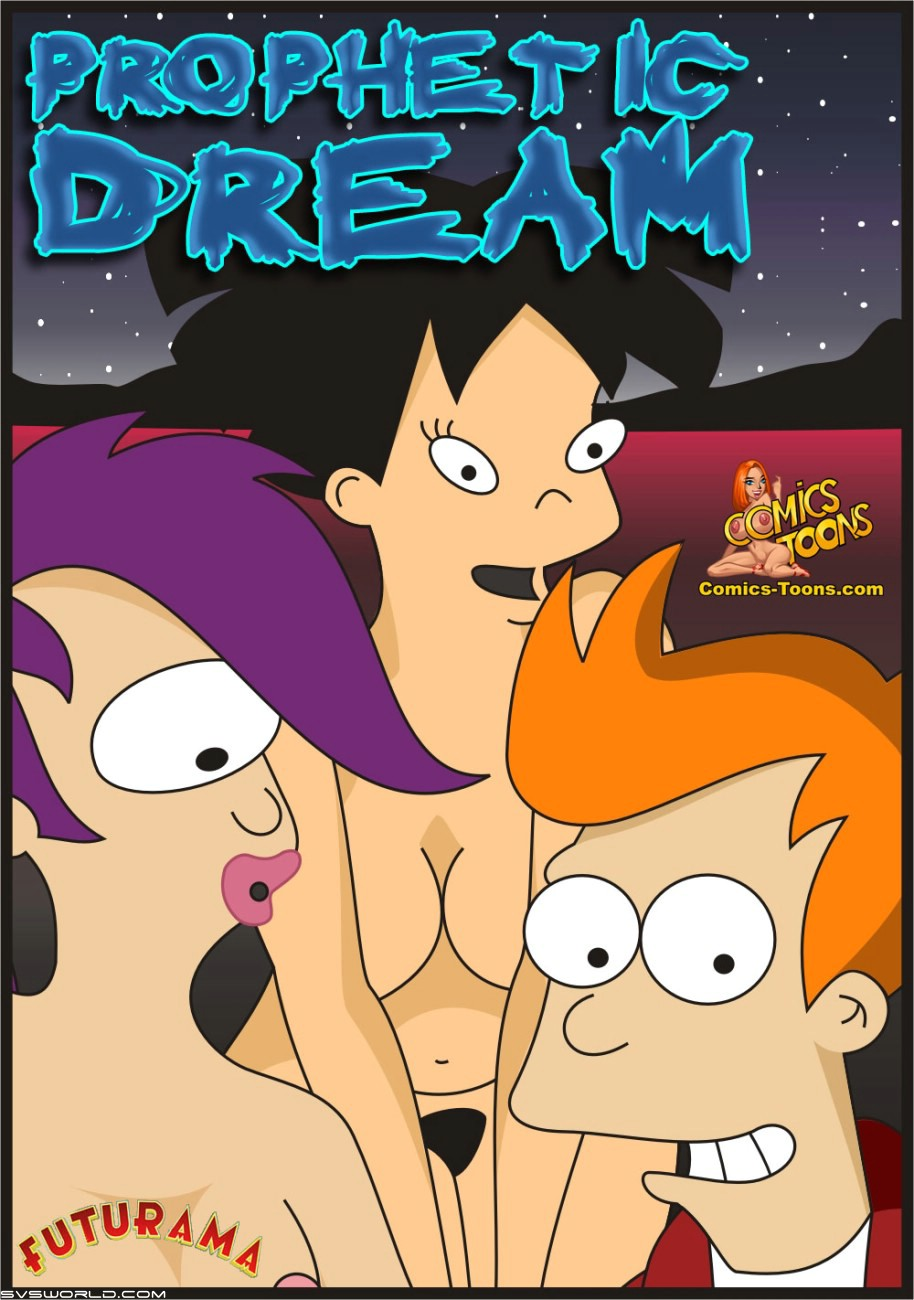 Goodcomix.tk Futurama - [Comics-Toons] - Prophetic Dream