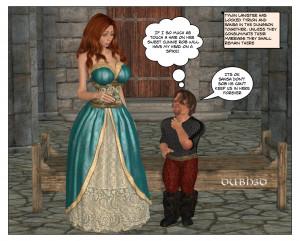 Goodcomix Game of Thrones - [Dubh3d][Dubhgilla] - Sansa and Tyrion