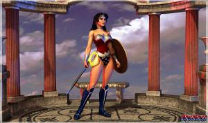 Goodcomix Wonder Woman - [Mongo Bongo] - Solo