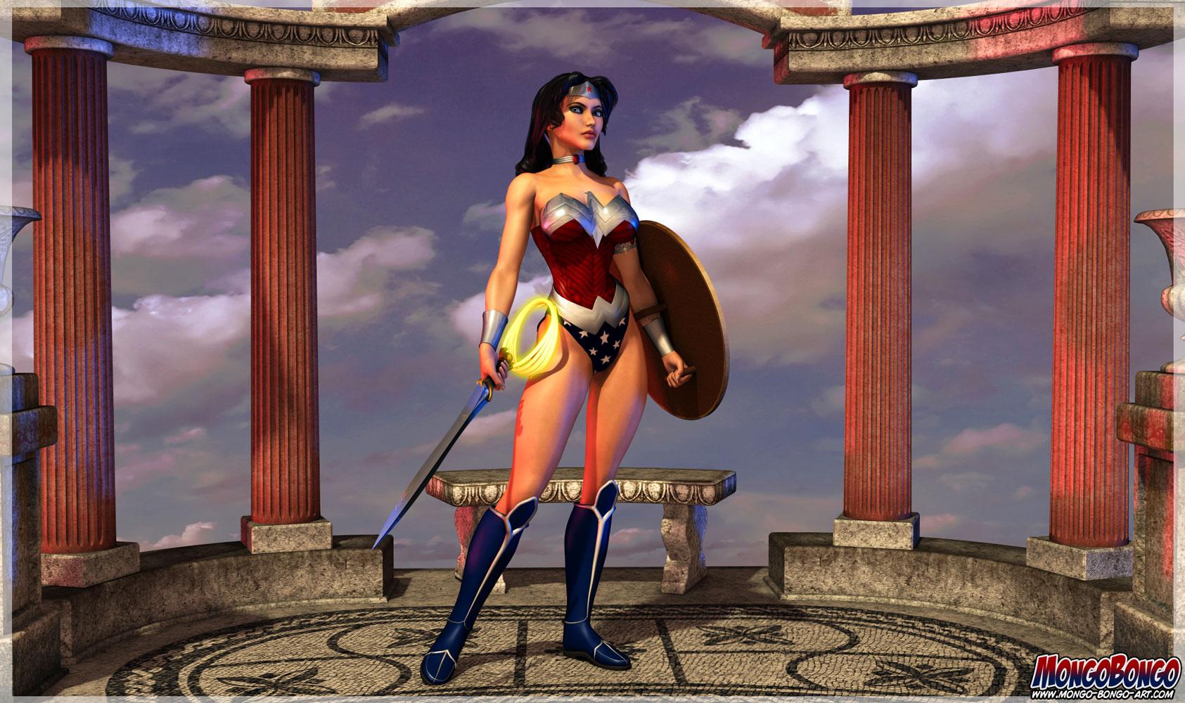 Goodcomix.tk Wonder Woman - [Mongo Bongo] - Solo