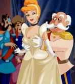 Cinderella — [CartoonValley][Helg] — The Royal Party