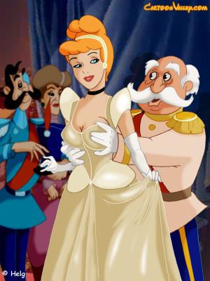 Goodcomix Cinderella - [CartoonValley][Helg] - The Royal Party