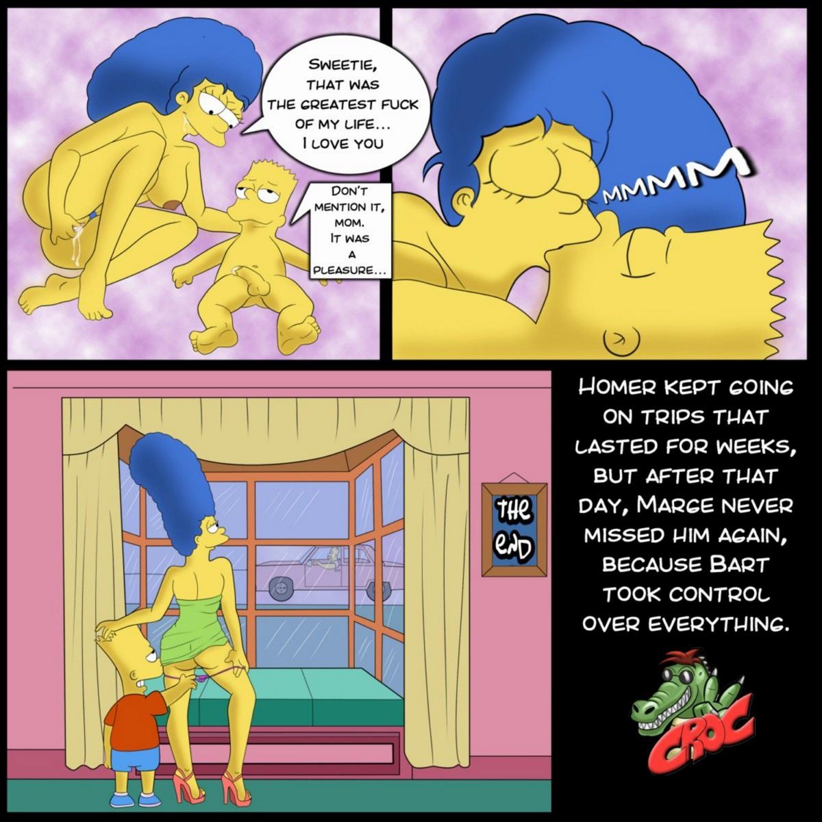 Goodcomix.tk Simpsons - [Croc] - The Sin's Son