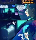 Dragon Ball — [Animmoral] — Androide 18 x Bulma