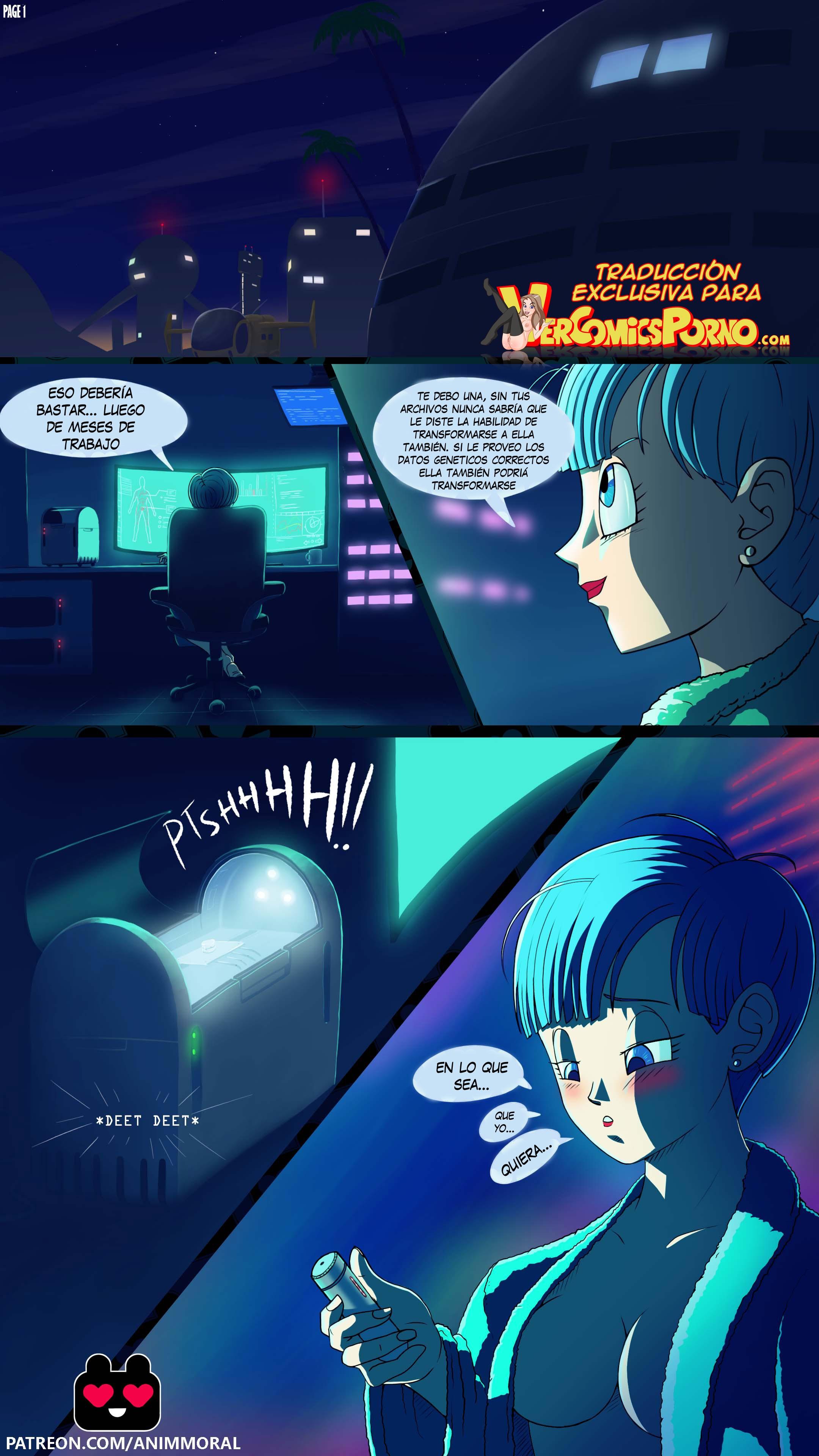 Goodcomix.tk Dragon Ball - [Animmoral] - Androide 18 x Bulma