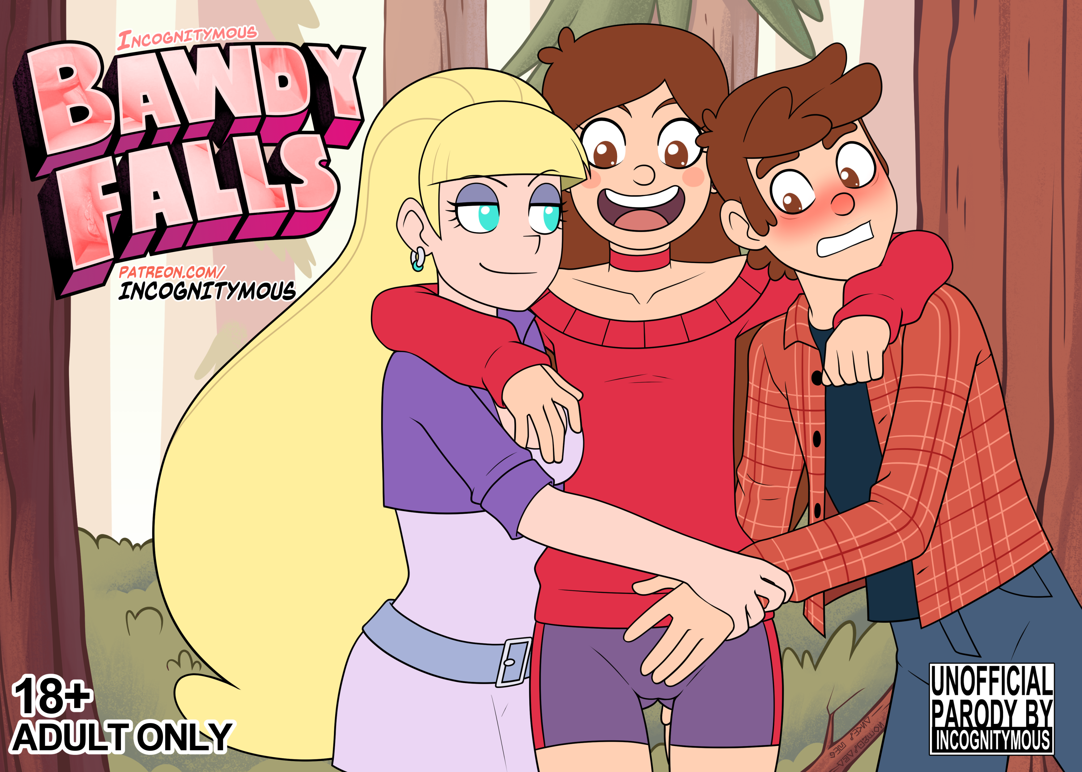 Goodcomix.tk Gravity Falls - [Incognitymous] - Bawdy Falls