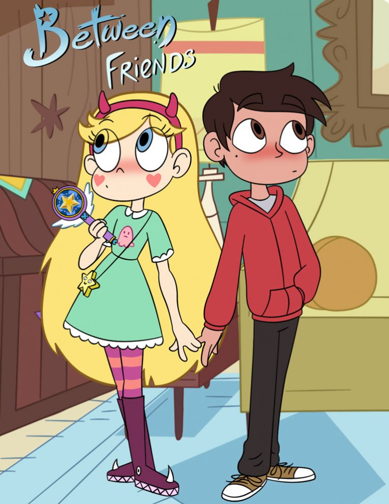 Goodcomix.tk Star Vs The Forces Of Evil - [Area] - Between Friends