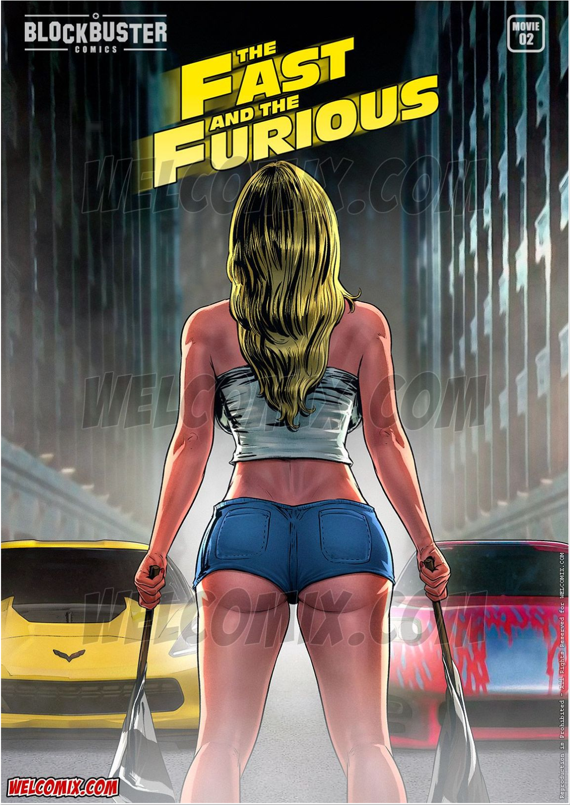 Goodcomix.tk The Fast and the Furious - [WelComix] - BlockBuster Comics 02 - The Fast and The Furious