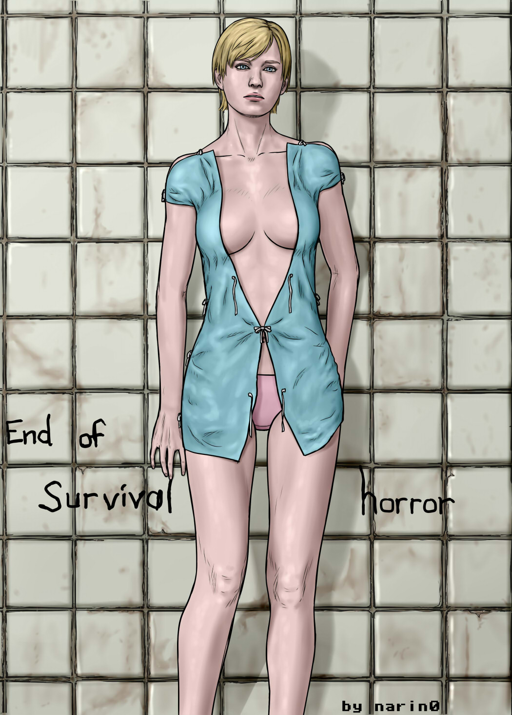Goodcomix.tk Resident Evil - [Narin0] - End of Survival Horror Ch. 1-2